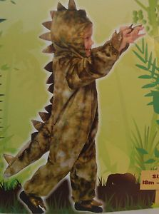 New Boy's T Rex Dinosaur Halloween Infant Toddler Costume