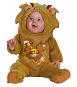 Baby Einstein Lion Animal Cute Animal Dress Up Halloween Toddler Child Costume