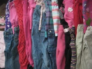 Huge Baby Girl Toddler Kids 12 18 Months Fall Winter Clothes Outfits Lot