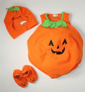 Toddler Baby Boy Girl 18 24 Month Pumpkin Costume Halloween 18 24M Place