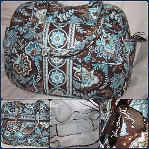 Vera Bradley Retired Java Blue