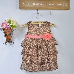 Baby Kids Toddler Girl Dress Clothes Pettiskirt Tutu Skirt 6 12Month NL11