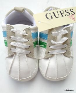 White Truck Baby Boy Girl Sneakers Shoes 0 6M 6 12M 12 18M 3 Size Available