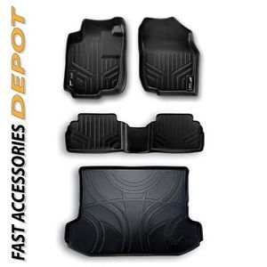 Nissan Rogue All Weather Floor Mats