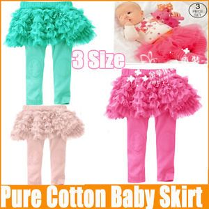 Gap Girl Baby Crib Tutu Skirt Dresses Pettiskirt Clothing Ruffle Dresses