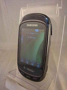 Samsung T669 Gravity Touch Screen Camera Texting Cell Phone T Mobile Solavei