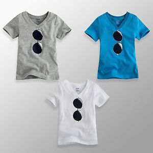 "Vaenait Baby Toddler Boy Girl Clothes Top Tee T Shirts ""V Neck Sunglasses """