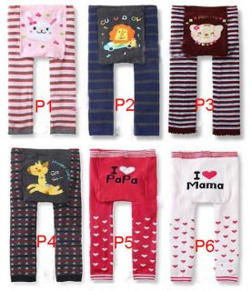 Cute Toddler Boys Girls Infant Clothes Leggings Tights Warmer Socks Pants Hot