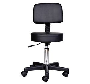 New Adjustable Swivel Stool Salon Massage Spa Seat Tattoo Chair w High Back