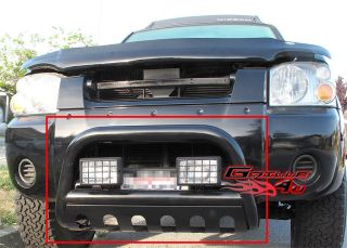 00 04 Nissan Pathfinder Black Bull Bar