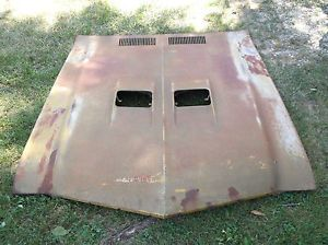 1970 1971 1972 GM Buick Skylark GS RAM Air Hood