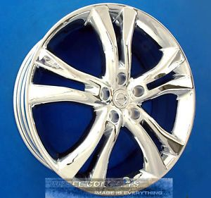 "Nissan Murano 20 inch Chrome Wheel Exchange New 20"" Rims 62518"