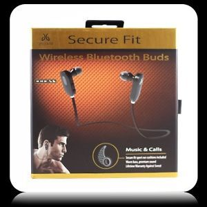 Jaybird JF3 Freedom Stereo Bluetooth Headphones Brand New Factory SEALED Box
