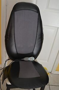 Homedics Back Massager Shiatsu Chair Cushion with Heat