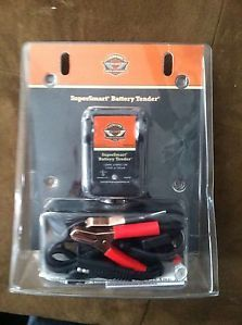 Genuine HD Part Harley Davidson Motorcycle Supersmart Battery Tender