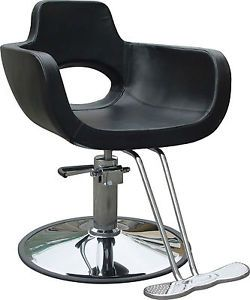 Modern Hydraulic Barber Chair Styling Salon Beauty 27