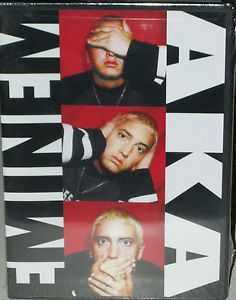 Eminem aka DVD Documentary Slim Shady Rap Hip Hop Xmas Holiday Stocking Stuffer 000799430927