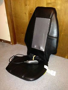 Homedics Therapist Select Shiatsu Massaging Cushion Chair Back SBC 200