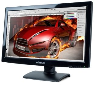 "Nixeus Vue 27"" H IPS 2560x1440 Monitor Open Box DisplayPort DVI HDMI VGA 783755001118"