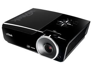 Vivitek H1081 1081 2000 Lumen DLP 1080p Home Theater Projector HDMI