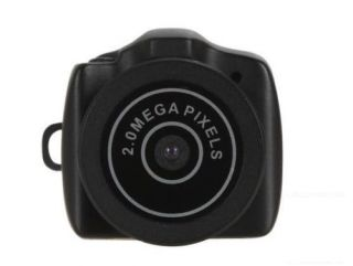 Smallest Mini Spy Digital Camera Camcorder Spy Camera DVR Digital Video Recorder