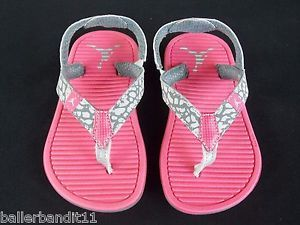 Nike Jordan Girls Jordan Flip Flops Toddlers Sandals New 580576 619