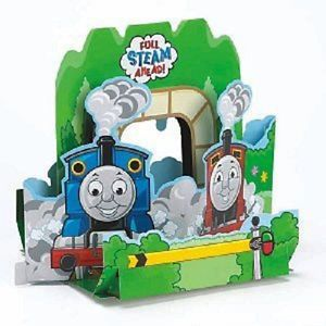 Thomas The Train Friends Birthday Party Centerpiece Party Supplies Decoration