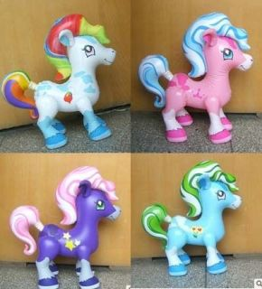 My Little Pony Horse Inflatable Blow Up Decoration Toy Kids Party Supply Gift