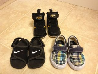 Nike Air Jordan Baby Boy Shoes Size 4c