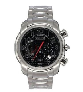 Lancaster Zairo 0625SSNRSL Mens Stainless Steel Watch New Luxuary Italian Brand