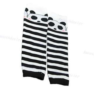 Cute Cartoon Panda Baby Kid Leggings Leg Warmers Socks
