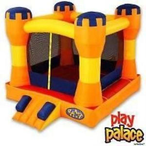 New Blast Zone Play Palace Inflatable Bounce House by Blast Zone