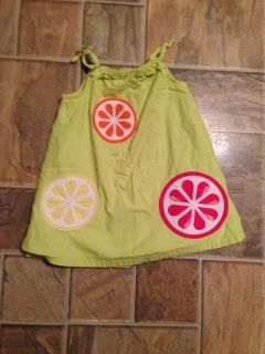 Gymboree Girls 18 24 Month Dress with Matching Diaper Cover
