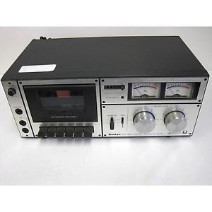 Vintage Electronics Radio Cassette Player