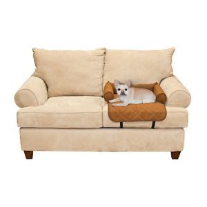 KH Mfg Dog Cat Pet Hair Bolstered Bed Loveseat Chair Couch Sofa Cover Protector
