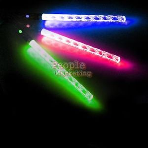 Flashing Torch LED Magic Wand Party Concert Glow Light Stick Colorful Changing