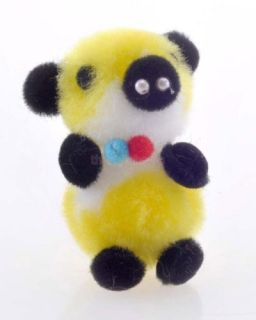 DIY Craft Kits Bobble Plush Sewing Panda Baby Toy for Kid Child Educational Cute