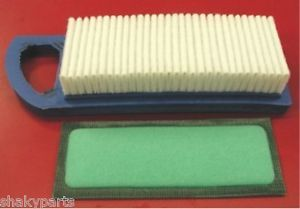 Briggs Stratton Foam Air Filter Kit Part 697153