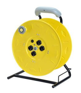 Alert Stamping Heavy Duty Extension Cord Storage Reel 7100HD