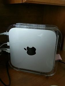 Apple Mac Mini 2 3 GHz i5 16 GB RAM 500 GB Hard Drive Bundled Acrylic Case