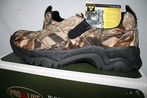 Realtree Camo Hunting Fishing Hiking Boots Shoes