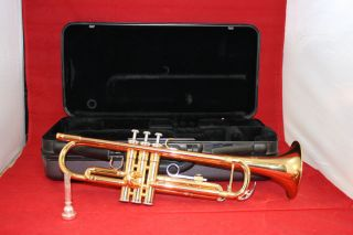 Yamaha Advantage YTR 200AD Student Trumpet Hard Sided Case