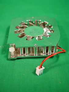 XFX VGA Video Graphics Card Aluminum Heatsink Fan Cooling Working