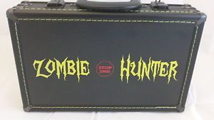 Zombie Hunter Pistol Hard Sided Gun Case Made in USA