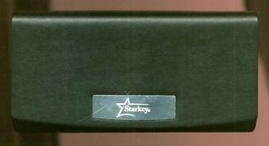Starkey Large Hard Side Storage Case for Hearing Aids and Cleaning Accessories