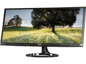 "LG 29EA73 P Black 29"" 5ms HDMI Widescreen LED Backlight LCD Monitor IPS"