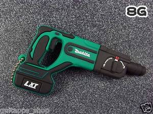8GB Mini Makita LXT MXT SDS Hammer Drill USB Flash Memory Stick Pen Drive