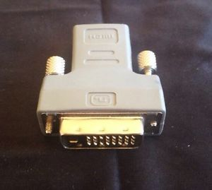 AMD ATI Radeon Desktop PC Video Graphics VGA Card DVI to HDMI Adapter Converter