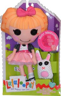 Lalaloopsy Sew Magical Sew Cute Misty Mysterious Bunny Soft Doll Plush Toy