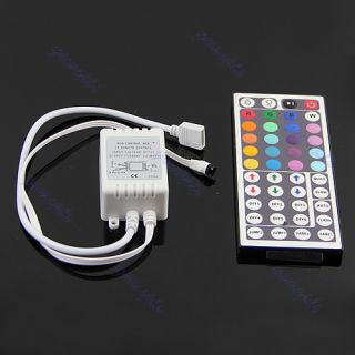 Mini 44 Keys IR Remote Control Controller for RGB SMD 5050 3528 LED Light Strip